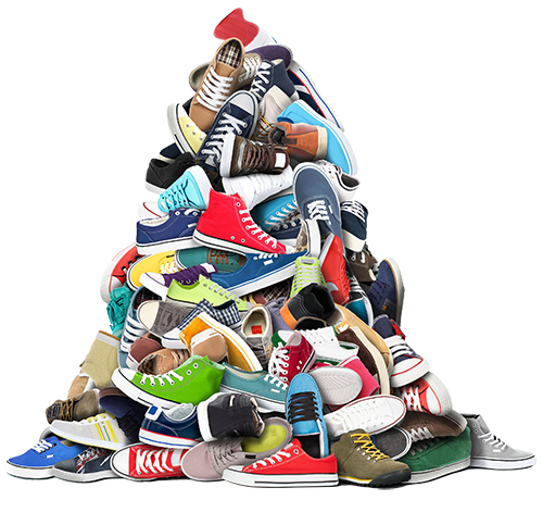 How to Promote Your Shoe Drive Fundraising Event