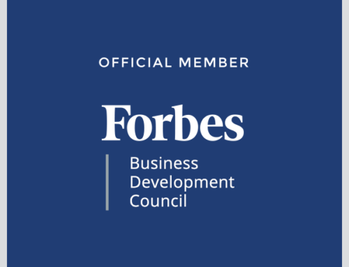A New Chapter with the Forbes Business Development Council