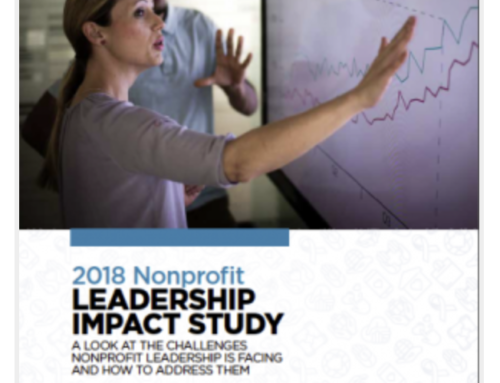 Nonprofit Leadership Impact Study for 2018