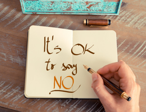 The Importance of Displeasing People and Saying No