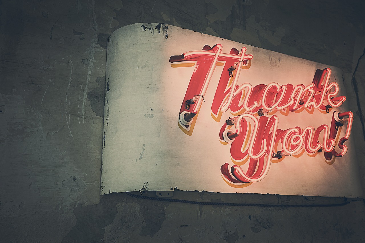 An Old-School Thank You Is Still a Brilliant Move