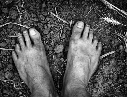 Being Barefoot Should Only be a Choice